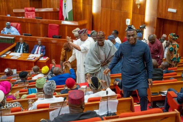 ministerial nominees Senate